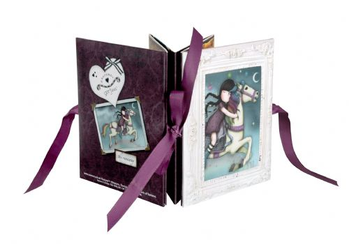 Gorjuss Pocket Photo Frames